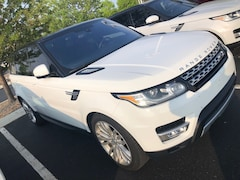 Used 2016 Land Rover Range Rover Sport 4WD 4dr V6 HSE suv SALWR2PF0GA101624 For sale in Appleton WI, near De Pere.