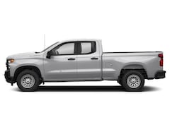 New 2019 Chevrolet Silverado 1500 Work Truck Truck Double Cab for sale in New Jersey