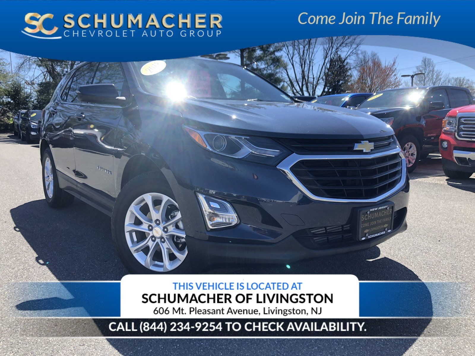 Used 2018 Chevrolet Equinox LT w/1LT SUV For Sale at Schumacher Chevrolet
