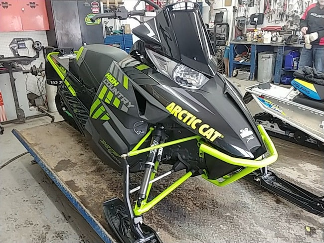 Used 2017 ARCTIC CAT xf800 high country For Sale at WILBROD