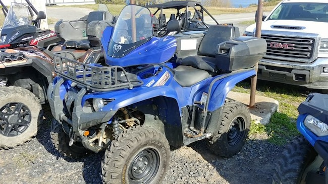 2013 YAMAHA Grizzly 550
