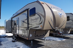 2017 Flagstaff by Forest River 8528ikws