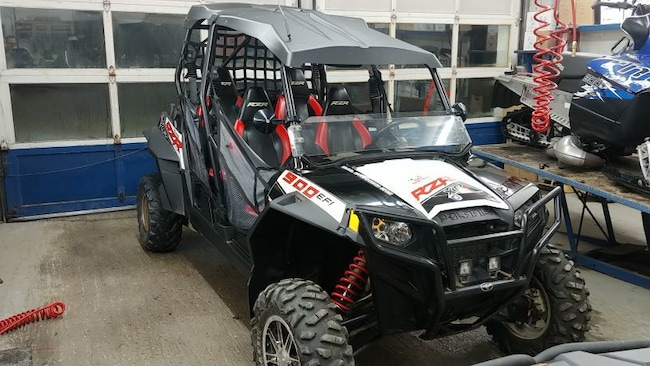 2013 POLARIS Ranger RZR 900 Limited Edition Walker EvanS