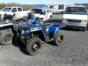 2014 POLARIS Sportsman 400