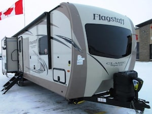 2017 Flagstaff by Forest River 832BHIKWS
