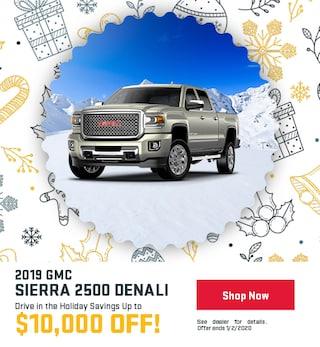 2019 GMC Sierra 2500 Denali