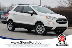 New Ford for sale 2018 Ford EcoSport SE SUV MAJ6P1UL4JC182498 in Nicholasville, KY
