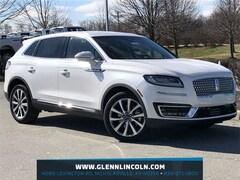 2019 Lincoln Nautilus Select SUV