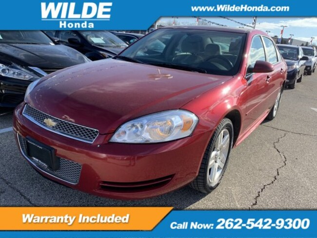2013 Chevrolet Impala LT (Fleet Only) Sedan