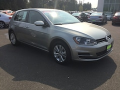 2015 Volkswagen Golf TDI S Compact Car