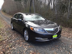 2015 Acura RLX Tech Pkg Mid-Size Car