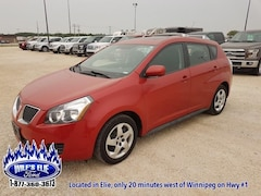 2009 Pontiac Vibe Base  Remote Start Hatchback