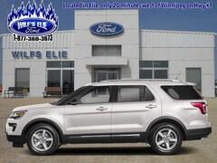 2019 Ford Explorer Limited 4WD - $422.20 B/W SUV