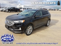 2019 Ford Edge Titanium AWD  - Smart Phone Start SUV