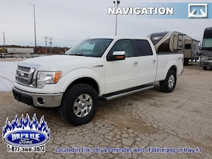 2011 Ford F-150 Lariat - Heated Cooled Seats - 6.5 Box
