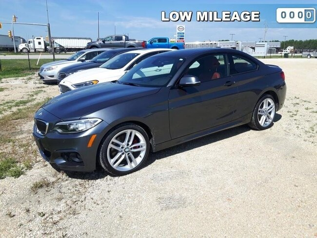2017 BMW 2 Series 230i xDrive AWD - Winter Tires/Rims Coupe