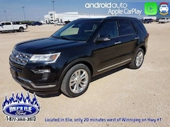 2018 Ford Explorer Limited 4WD Smart Phone Start! SUV