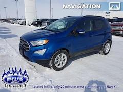 2019 Ford EcoSport SE FWD - $179.09 B/W SUV
