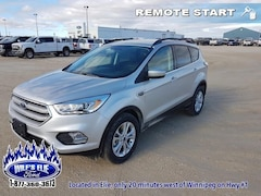 2018 Ford Escape SEL 4WD  Smart Phone Start - Leather SUV