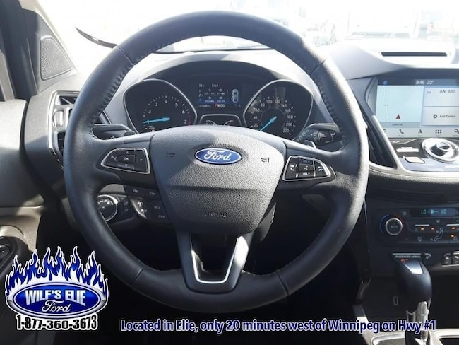 Used 2018 Ford Escape For Sale at Wilf's Elie Ford | VIN