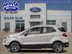 2018 Ford EcoSport Titanium - $194.59 B/W SUV