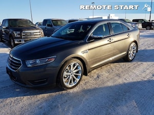 2018 Ford Taurus Limited  Balance Of Factory Warranty