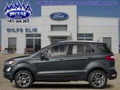 2019 Ford EcoSport SES 4WD - $194.97 B/W SUV