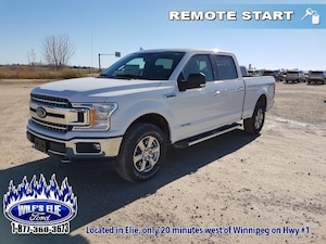 2018 Ford F-150 XLT  Smart Phone Start - 6.5 Box