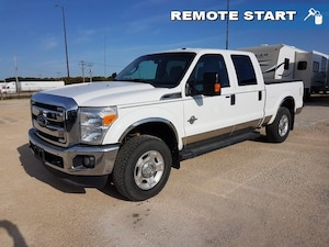 2012 Ford F-250 Super Duty XLT  - Remote Start