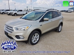 2018 Ford Escape SE 4WD - $185.44 B/W SUV
