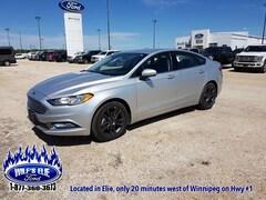 2018 Ford Fusion SE - $164.60 B/W Sedan