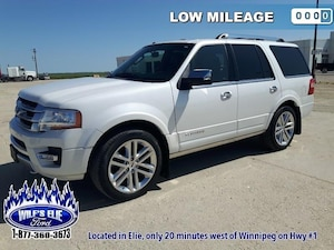 2016 Ford Expedition Platinum  - Warranty