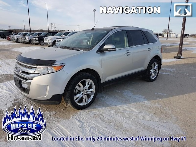 2013 Ford Edge Limited  Navigation - Heated Seats SUV