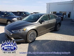 2018 Ford Fusion SE  Navigation Sedan