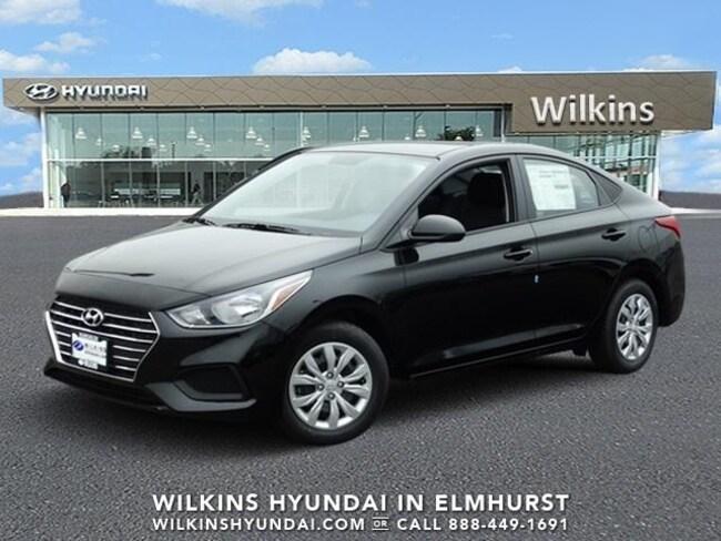New 2019 Hyundai Accent SE Sedan Near Chicago