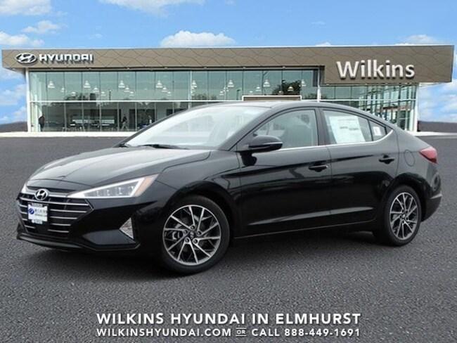 New 2019 Hyundai Elantra Limited Sedan Near Chicago