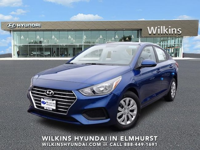 New 2020 Hyundai Accent SE Sedan Near Chicago