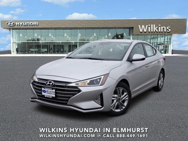 New 2020 Hyundai Elantra SEL Sedan Near Chicago