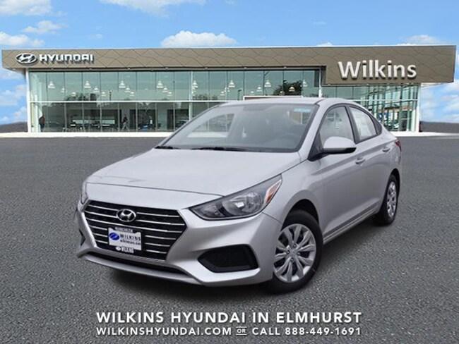 New 2020 Hyundai Accent SE Sedan Near Chicago