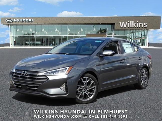 New 2020 Hyundai Elantra Limited Sedan Near Chicago