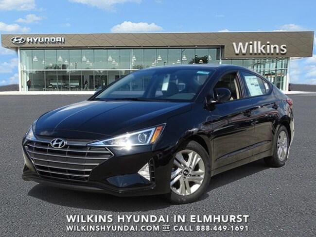 New 2020 Hyundai Elantra Value Edition Sedan Near Chicago