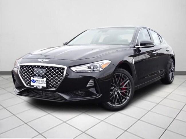 New 2019 Genesis G70 Sedan Near Chicago