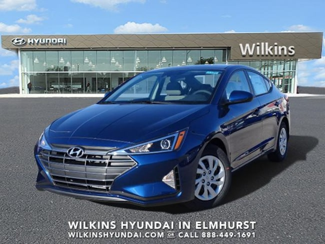 New 2020 Hyundai Elantra SE Sedan Near Chicago