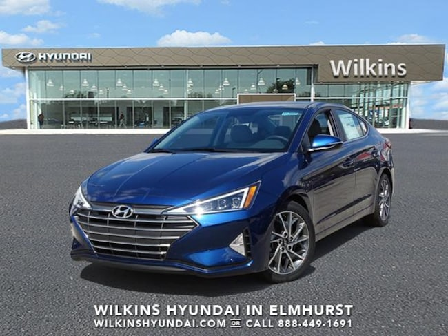 New 2020 Hyundai Elantra Limited Sedan Near Chicago