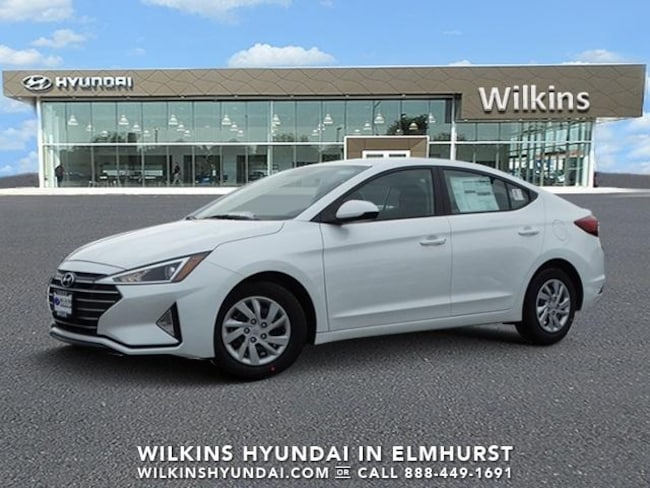 New 2019 Hyundai Elantra SE Sedan Near Chicago