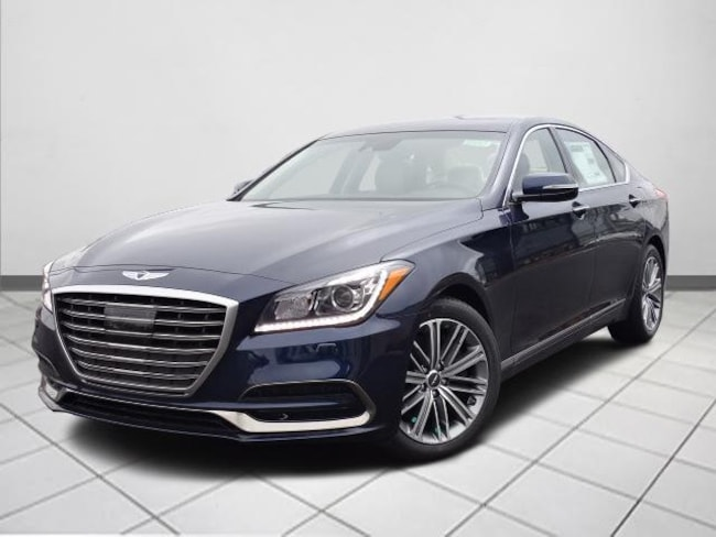 New 2020 Genesis G80 3.8 Sedan Near Chicago