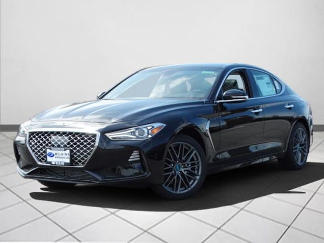 New 2019 Genesis G70 2.0T Advanced Sedan Near Chicago