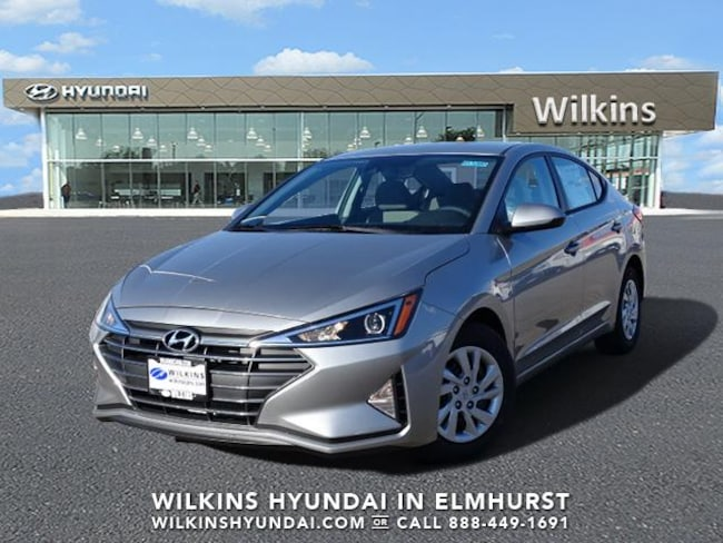 New 2020 Hyundai Elantra SE Sedan Near Chicago