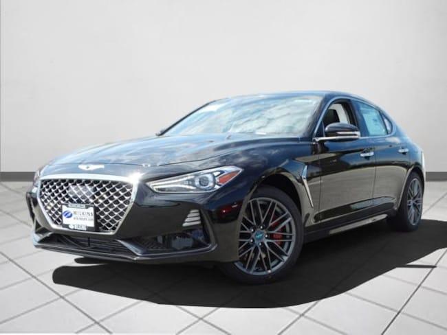 New 2019 Genesis G70 3.3T Advanced Sedan Near Chicago