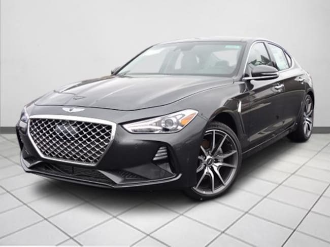 New 2019 Genesis G70 Sedan Near Chicago
